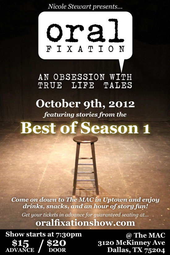 OralFixation: Best of Season 1