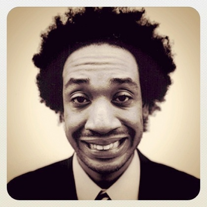 Prince Paul, featured on Scion's iQ Project Museum