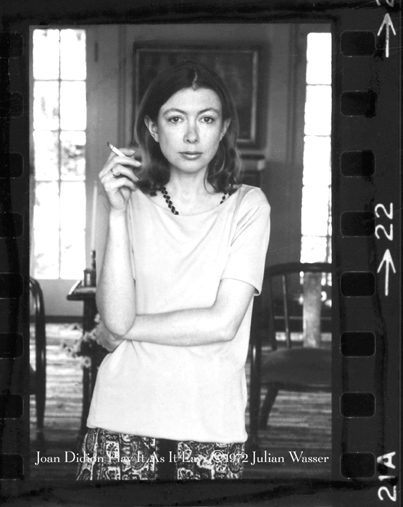 Our current fix joan didion on keeping a notebook oral