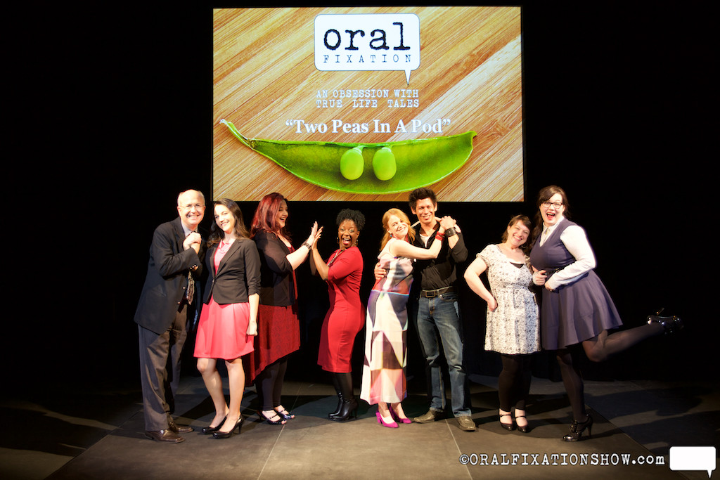 OralFixation_TwoPeasInAPod-Wyly 3 cast photo